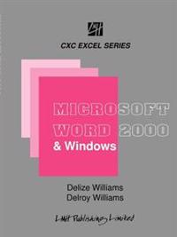 Microsoft Word & Windows for CXC Students & Beginners