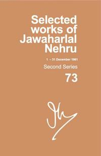 Selected Works of Jawaharlal Nehru, 1 Dec-31 Dec 1961
