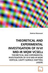 Theoretical and Experimental Investigation of Iv-vi Mid-ir Mqw Vcsels