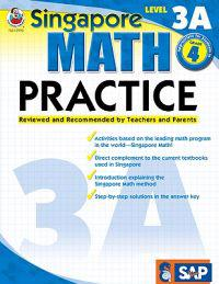 Math Practice, Grade 4: Reviewed and Recommended by Teachers and Parents