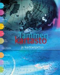 Tammen Kartasto Ja Karttaopetus Kirjat Nidottu 9789526305929