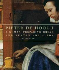 Pieter de Hooch - A Woman Preparing Bread and Butter for a Boy