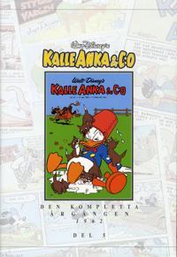 Kalle Anka & C:o. Den kompletta årgången 1962. D. 5