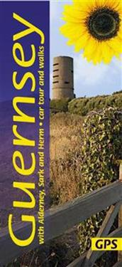 Guernsey with alderney, sark and herm - car tour and 30 long and short walk