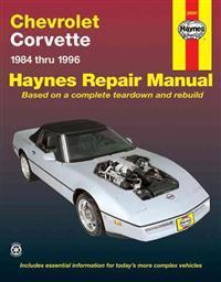Chevrolet Corvette 1984 Thru 1996