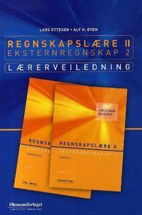 Regnskapslære II: eksternregnskap 2 - Lars Ottesen, Alf H. Øyen pdf epub