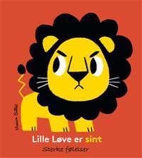 Lille Løve er sint