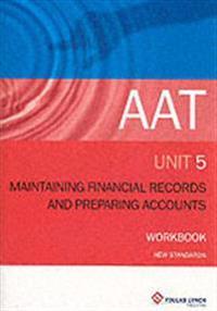 Financial Records & Preparing Accs P5
