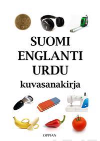 Suomi-englanti-urdu kuvasanakirja
