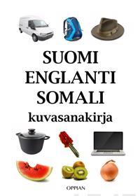 Suomi-englanti-somali kuvasanakirja