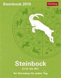 Sternzeichenkalender Steinbock 2019