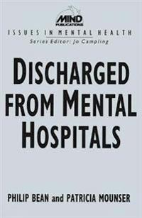 Discharged from Mental Hospitals