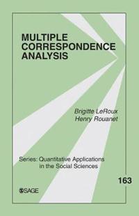 Multiple Correspondence Analysis