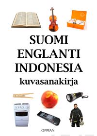 Suomi-englanti-indonesia kuvasanakirja