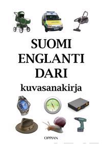 Suomi-englanti-dari kuvasanakirja