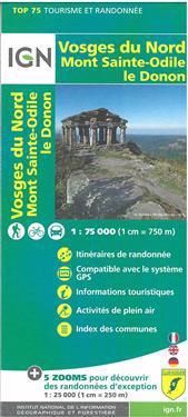 Vosges Du Nord / Mont St Odile / Le Donon