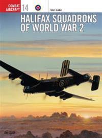Halifax Squadrons of World War 2