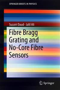 Fibre Bragg Grating and No-core Fibre Sensors