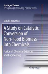A Study on Catalytic Conversion of Non-Food Biomass into Chemicals