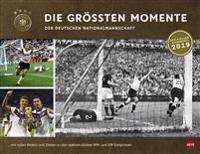 DFB historisch Posterkalender - Kalender 2019