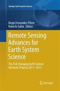 Remote Sensing Advances for Earth System Science