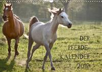 Pferdekalender (Wandkalender 2019 DIN A3 quer)