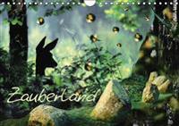 Zauberland (Wandkalender 2019 DIN A4 quer)