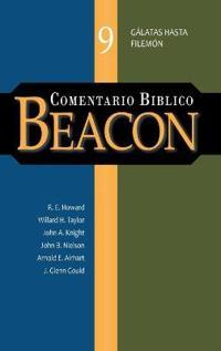 Comentario Biblico Beacon Tomo 9