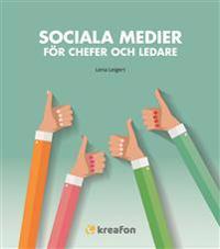 Sociala medier för chefer och ledare