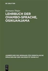 Lehrbuch Der Ovambo-Sprache, Osikuanjama
