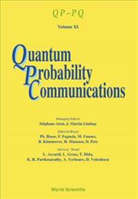 Quantum Probability Communications: Qp-pq - Volume Xi