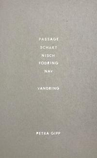 passage / schakt / nisch / fodring / nav - vandring