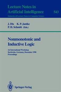 Nonmonotonic and Inductive Logic