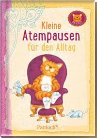Om-Katze: Kleine Atempausen für den Alltag