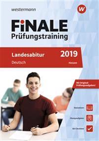 FINALE Prüfungstraining 2019 Landesabitur Hessen