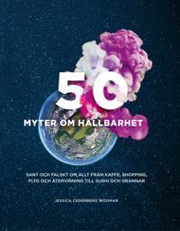Omslagsbild 50 myter om hållbarhet