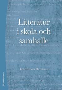 Litteratur i skola och samhälle