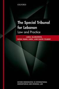 The Special Tribunal for Lebanon