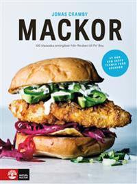 Mackor : 100 klassiska smörgåsar från Reuben till Po' Boy