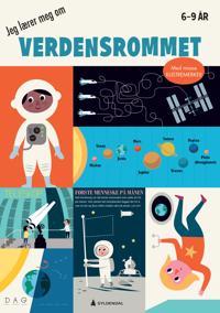 Jeg lærer meg om verdensrommet - Ingela P. Arrhenius pdf epub