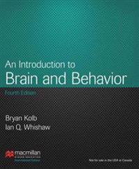 An Introduction to Brain & Behavior