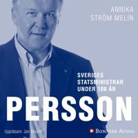 Sveriges statsministrar under 100 år / Göran Persson