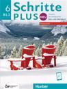 Schritte plus Neu 6 - Österreich. Kursbuch + Arbeitsbuch mit Audio-CD zum Arbeitsbuch