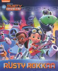 Rusty Rivets - Rusty rokkaa