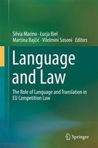 Language and Law
