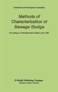 Methods of Characterization of Sewage Sludge
