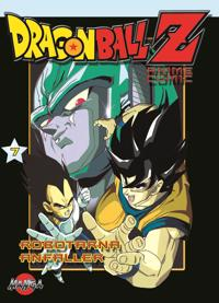 Dragon Ball Z 07 : Robotorna anfaller