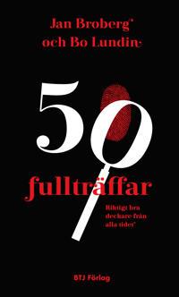 50 fullträffar : riktigt bra deckare från alla tider