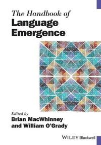 The Handbook of Language Emergence