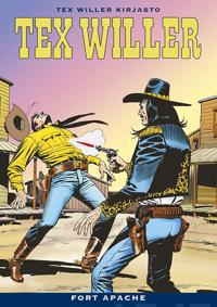 Tex Willer Kirjasto 46